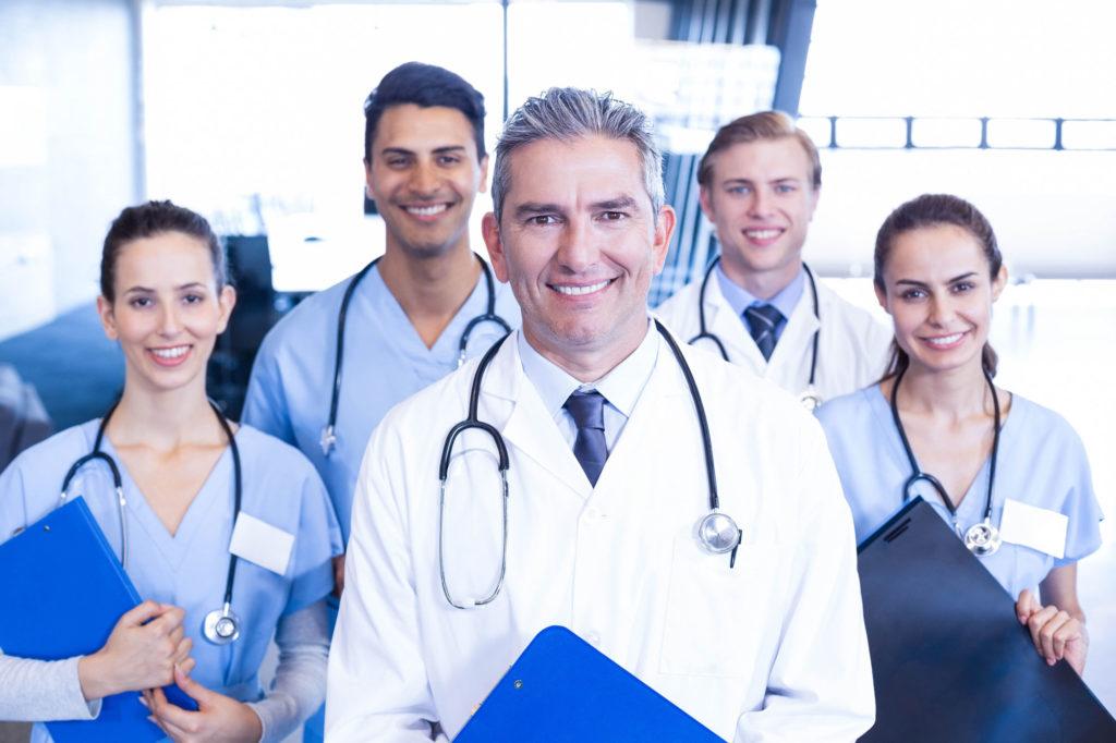 Notre équipe médical pluridisciplinaire