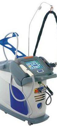 Laser dermatologique vasculaire et esthétique (yag-ipl)